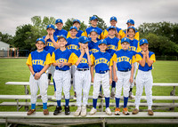 Fatima Baseball Teams 2015