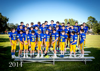 Fatima Warriors 7th and 8th Grade Football