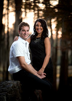 Kia and Elijah's Engagement Gallery