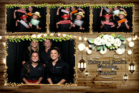 Haley and Jacob's Wedding Photo Booth